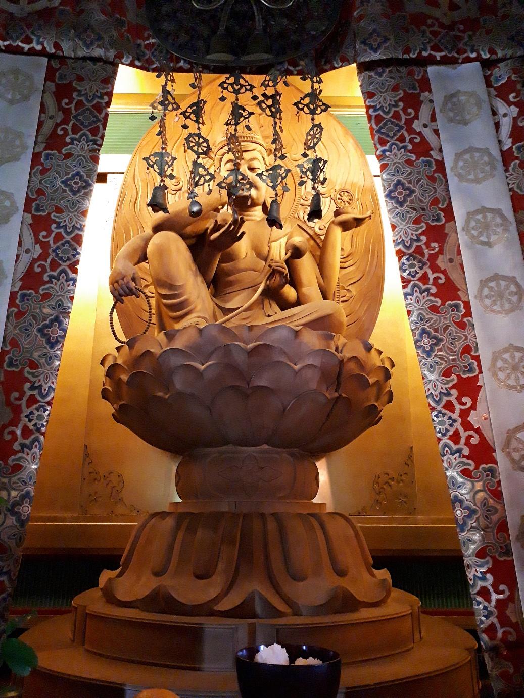 圓教寺ご本尊