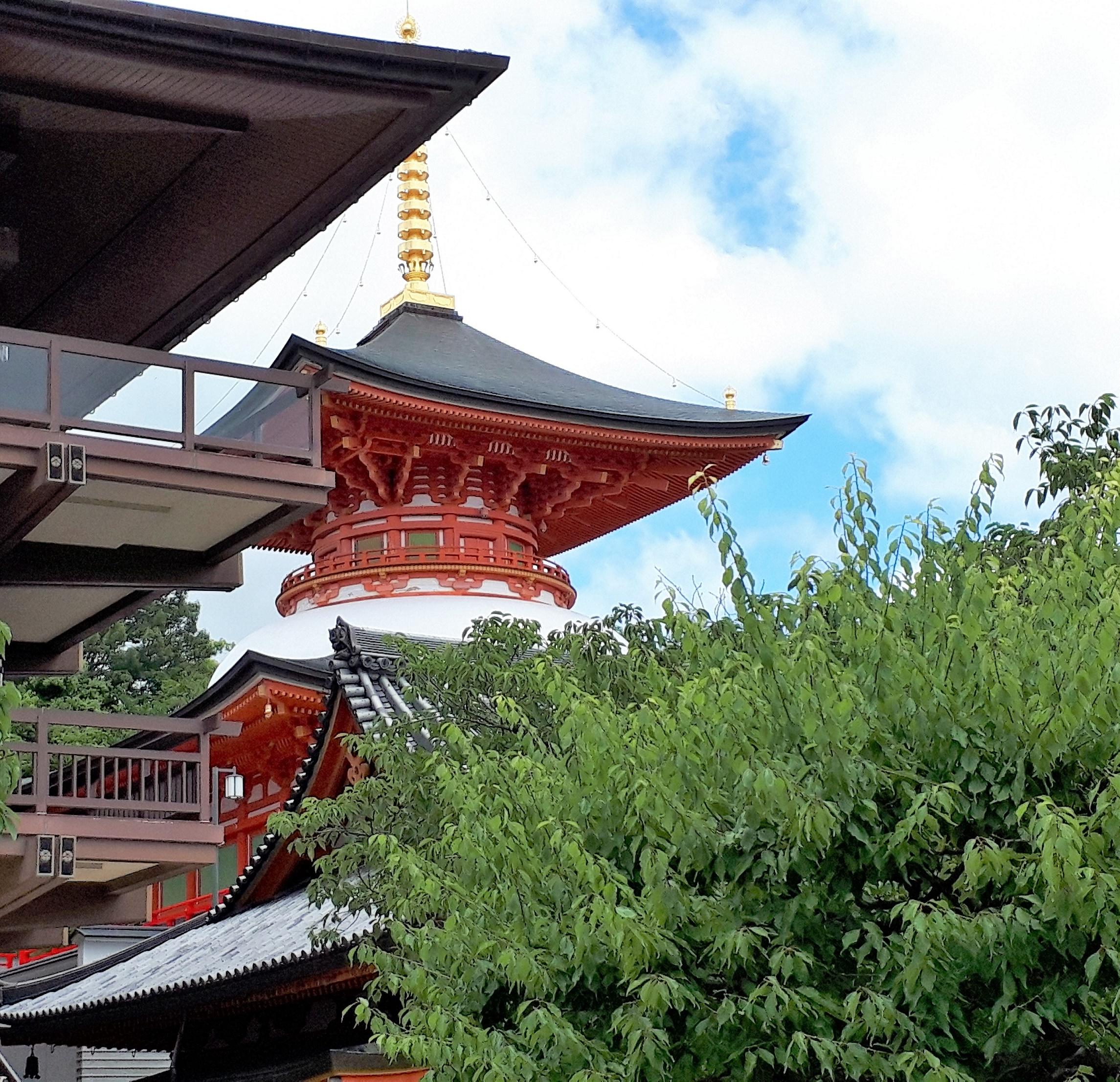大願塔(中山寺)