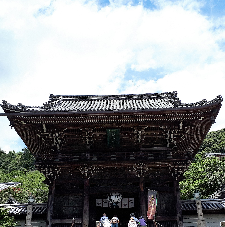 山門(長谷寺)